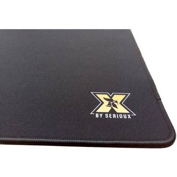 Mouse Pad Serioux Orren Speed, Gaming, 430 x 340 x 3 mm, Negru