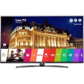 Televizor 65UH661V, LED Smart LG, 164 cm, 4K Ultra HD