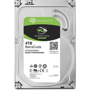 Hard Disk Seagate ST4000DM005, 3.5 inch, 4 TB, SATA 3, 5900 RPM, 64 MB, Barracuda