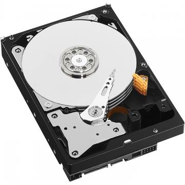 Hard Disk WD05PURX, 3.5 inch, 500 GB, SATA 3, 5400 RPM, 64 MB,  Purple
