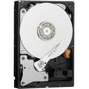 Hard Disk WD80EFZX, 3.5 inch, 8 TB, SATA 3, 5400 RPM, 128 MB, Red