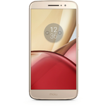 Telefon mobil Lenovo Moto M DS, 4G, 32GB, 16MP, Gold