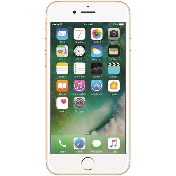 Telefon mobil Apple iPhone 7, 32GB,  Gold