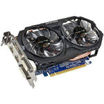 Placa video Gigabyte nVidia GeForce GTX 750Ti, 2GB, GDDR5, 128bit, DVI, HDMI, PCI-E