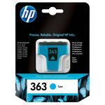 HP Cartus 363 Cyan