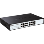 Switch D-Link DES-1100 16 x 10/100 Mbps Montare in rac 1U