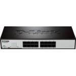 Switch D-Link DES-1016D 16 x 10/100 Mbps  Montare in rack 19 inch