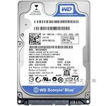 Hard Disk Western Digital WD7500BPVX, 750 GB, SATA3, 5400 RPM, 8 MB