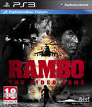 Joc Reef Entertainment Rambo : The Video Game pentru PS3