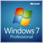 Sistem de operare Microsoft Windows 7 Professional, 32/64bit, English GGK SP1