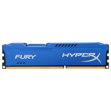 Memorie Kingston HX313C9F/4 Blue Fury, DDR3, 4096 MB, 1333 MHz