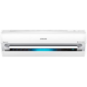 Aer conditionat Samsung AR12HSSFAWKNEU, Digital Inverter, 12000 BTU, Clasa A++, Display LCD, Smart Wi-Fi, Easy Filter, Autocuratare, Smart Check