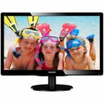 Monitor Philips 226V4LAB/00, LED, 21.5 inch, 5 ms, Negru