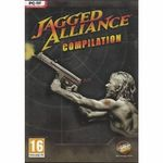 Joc Strategy First Jagged Alliance Compilation PC
