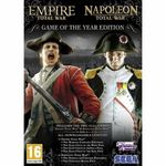 Joc SEGA Empire and Napoleon Total War GOTY Edition PC
