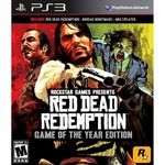Joc Take Two Red Dead Redemption GOTY Edition PS3