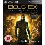 Joc Square Enix Deus Ex Human Revolution Limited Edition PS3