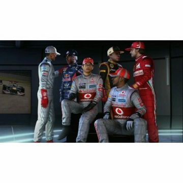 Joc Codemasters F1 2012 PS3