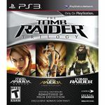 Joc Eidos Tomb Raider Trilogy PS3