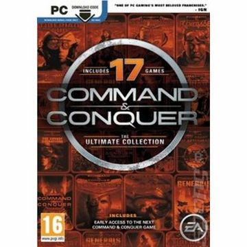 Joc EA Games Command Conquer Ultimate Edition PC