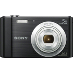 Camera foto Sony DSCW800, 20 MP, Negru