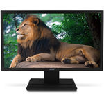 Monitor Acer V226HQLBBD, 21.5 inch, LED backlit, Negru
