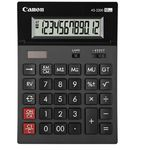 Calculator de birou Canon CANON AS2200, 12 digiti, Display LCD, Negru
