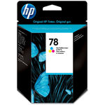HP Cartus  #78 tri-color, 19ml