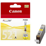 Canon Cartus CLI-521, Yellow