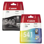 Canon Cartus PG540 / CL541 Value Pack