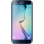 Telefon mobil Samsung Galaxy S6 Edge, Single SIM, 5.1 inch, 4G, 3GB RAM, 32 GB, Negru