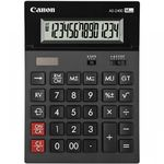 Calculator de birou Canon AS2400, 14 digits, Negru