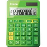 Calculator de birou Canon LS123KGR, 12 digits, Verde