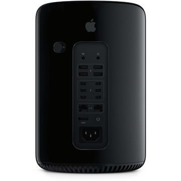 Sistem desktop Apple ME253RO/A, Intel Xeon E5, 12 GB, 256 GB SSD, Mac OS X 10.9 Mavericks, Negru