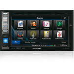 Alpine Sistem multimedia auto Alpine, IVE-W585BT, 6.1 inch, Bluetooth, Negru