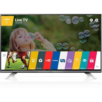 Televizor LG 40UF7727, Smart TV, 40 inch, Negru