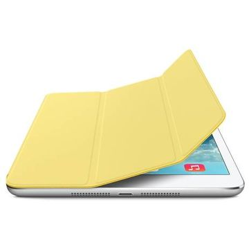 Husa Apple MF063ZM/A, Smart Cover, 7.9 inch, Galben