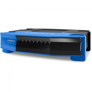 Switch Linksys SE4008, 8 x RJ-45