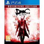 Joc Capcom - Devin May Cry: Definitive Edition pentru Playstation 4