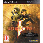 Joc Capcom Resident Evil 5 Gold Essentials PS3