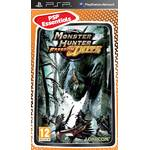 Joc Capcom Monster Hunter Freedom Unite Essentials PSP