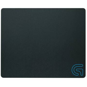 Mouse Pad Logitech G440 Hard, Gaming, Negru