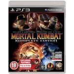 Joc Warner Bros. Mortal Kombat Komplete Edition PS3