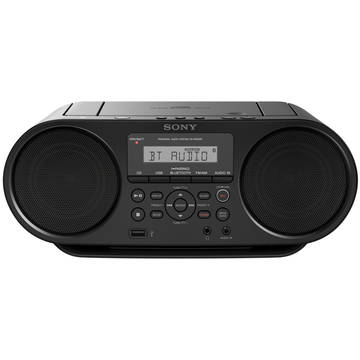 ZSRS60BT, CD Player, Tuner FM, 4 W RMS