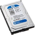 Hard Disk Western Digital WD5000AZLX, 500GB, 7200rpm, 32MB, SATA 3