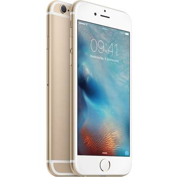 Telefon mobil Apple iPhone 6S, 16GB, Gold