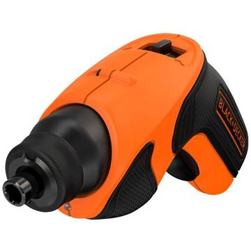 Surubelnita electrica Black&Decker CS3651LC, 3,6V Li Ion, 1,5Ah, 5Nm, 180 RPM, Led