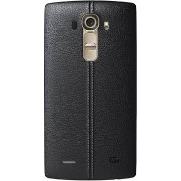 Telefon mobil LG G4 Dual SIM, 32GB, 4G, Leather Black