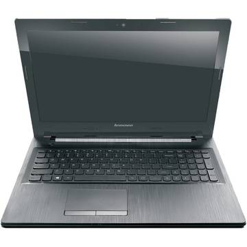 "Laptop Lenovo G50-45, 15.6"", HD, AMD Quad-Core A4-6210 1.8GHz Beema, 4GB, 500GB, Radeon R5 M330 2GB, FreeDos, Negru, 80E301PRRI"