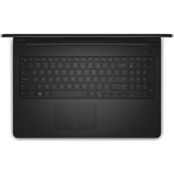 "Laptop Dell Inspiron 5558, 15.6"", Intel Core i3, 4 GB, 1 TB, Linux, Negru, DI5558I341TGTDS"